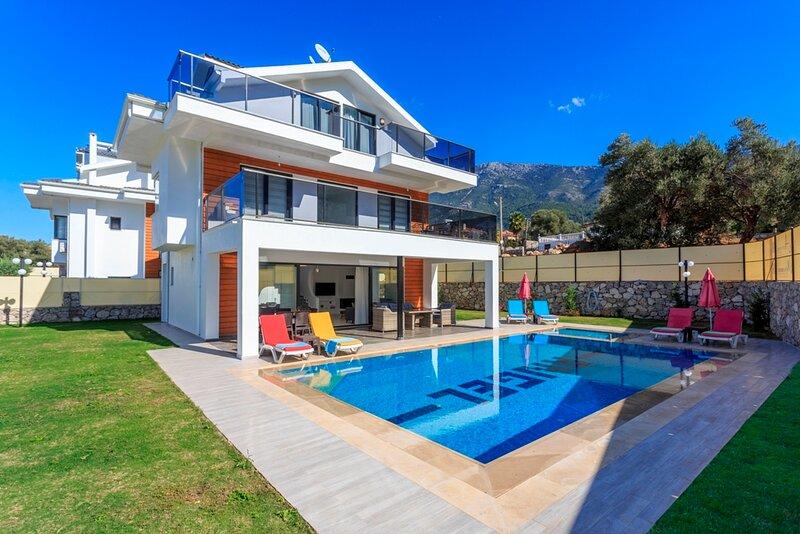Sherbella Villa, holiday rental in Faralya