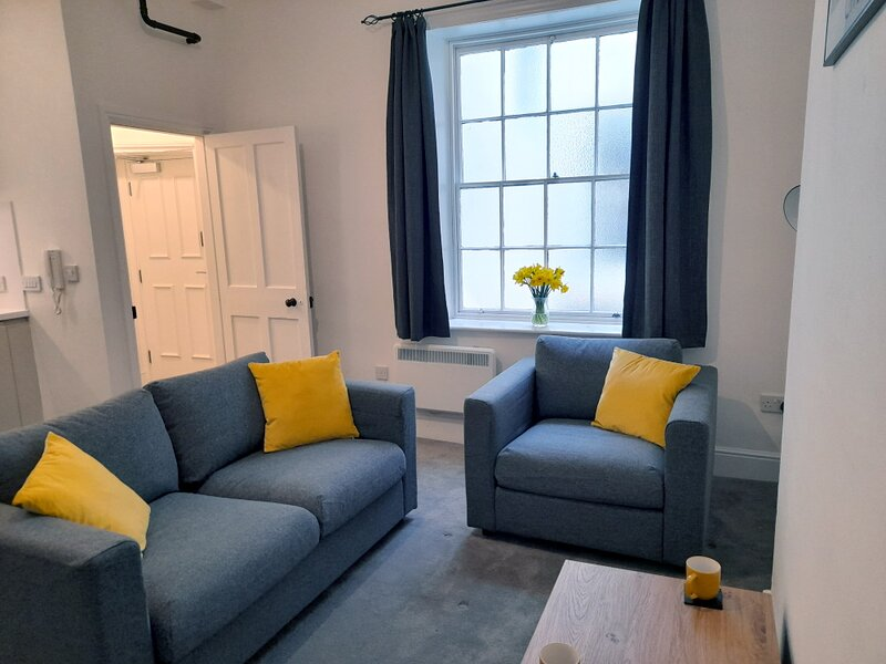 Eastgate Hideaway: Luxury apartment less than 100 metres from Eastgate Clock, aluguéis de temporada em Chester