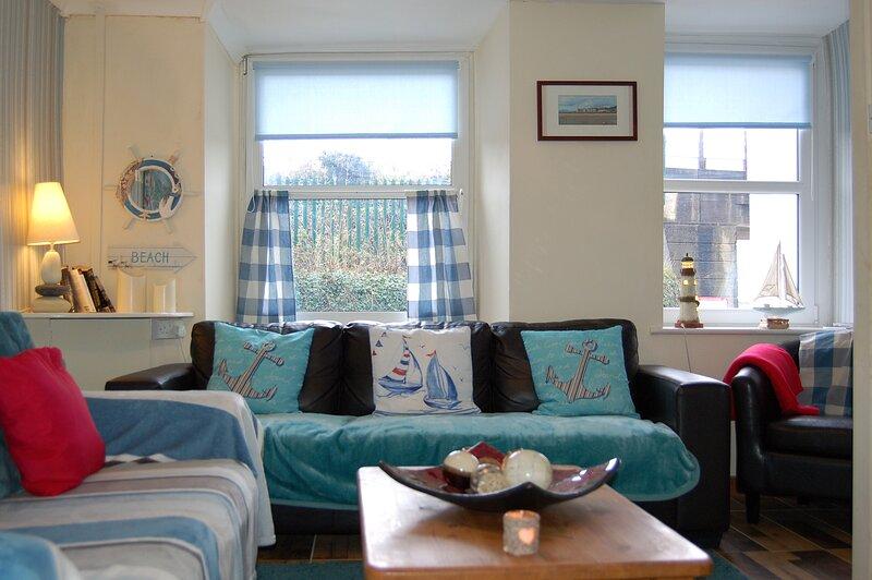 Harbourside Penlan Cottage Barmouth, location de vacances à Arthog