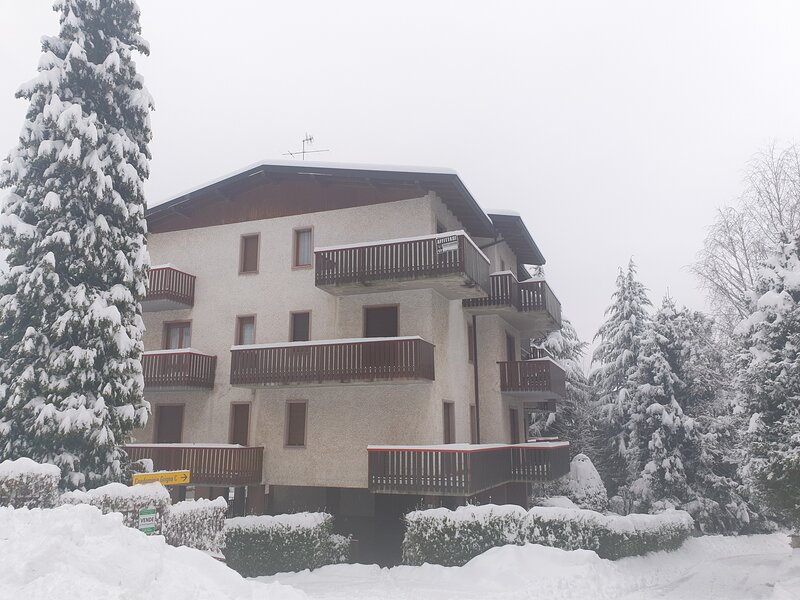 Stunning 3-Bed Apartment in Cassina Valsassina, holiday rental in Piazza Brembana