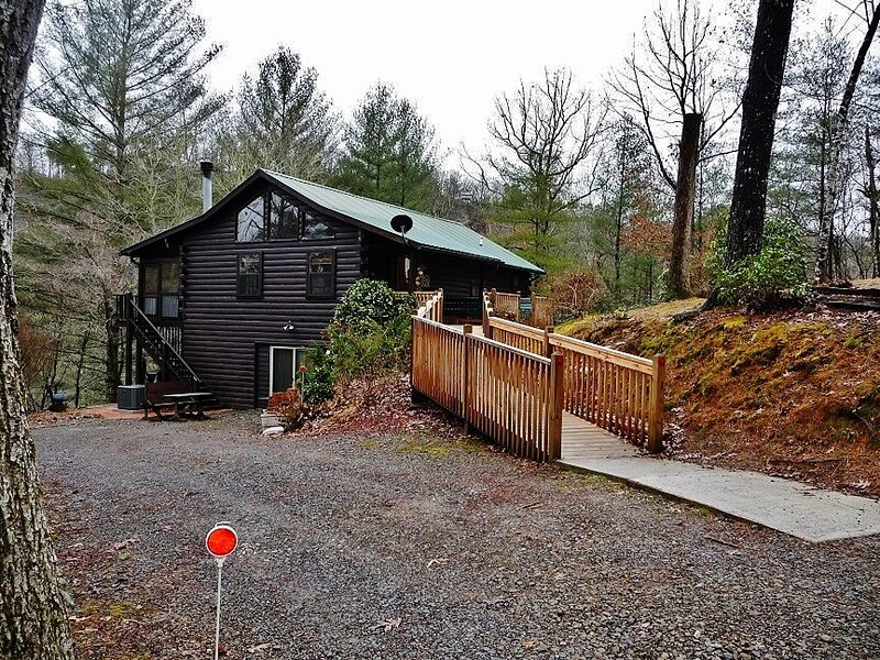Cobra 6 Legacy, holiday rental in Brasstown