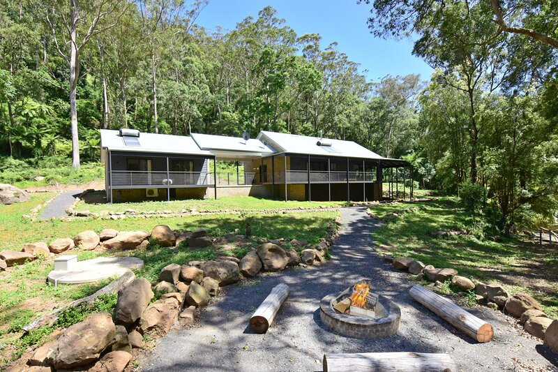 Rainforest River Retreat - Kangaroo Valley, vacation rental in Robertson