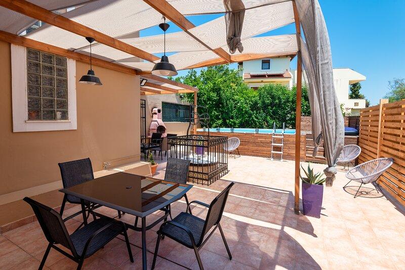 Amazing House Pigi, alquiler de vacaciones en Pastida