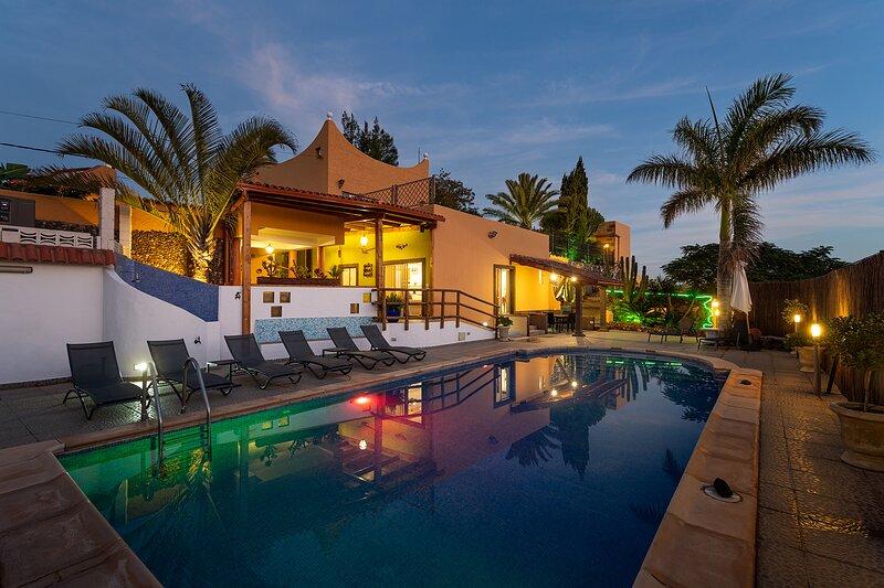 Villa La Atlantida, Ferienwohnung in Gran Canaria