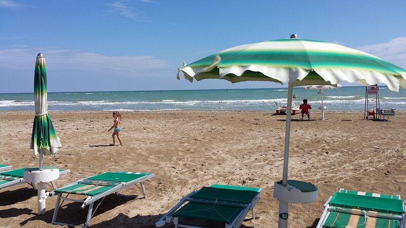 Ferienwohnung direkt an der Adria, vacation rental in Mondolfo