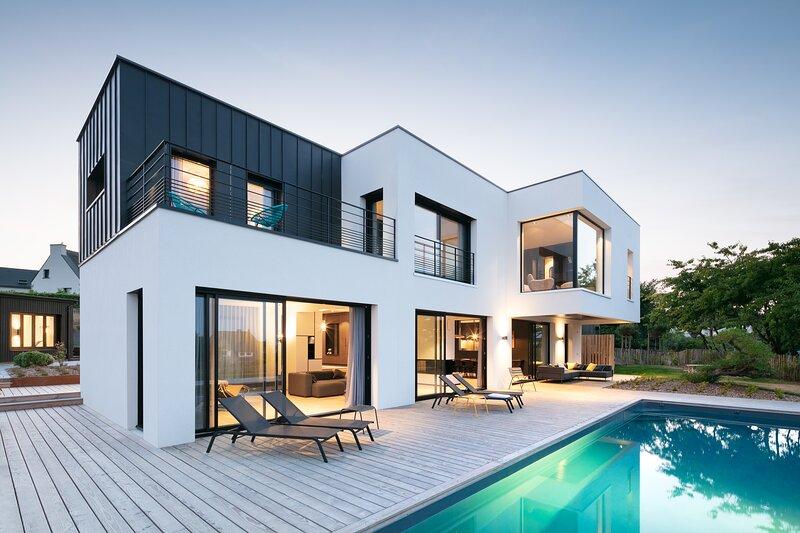 La Maison CAST INN - Villa en bord de mer, alquiler vacacional en Saint-Cast le Guildo