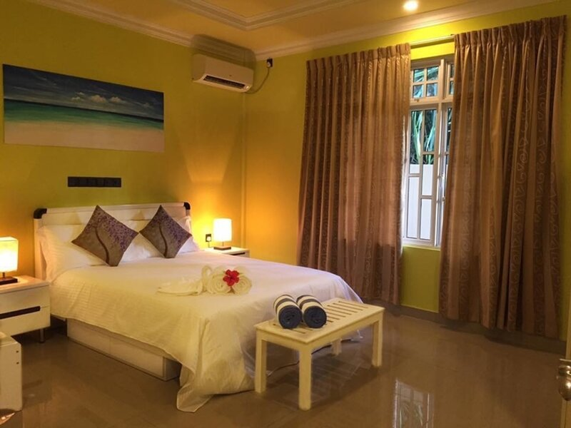 Sand Inn Residence Deluxe Twin Room 103, holiday rental in Kamadhoo