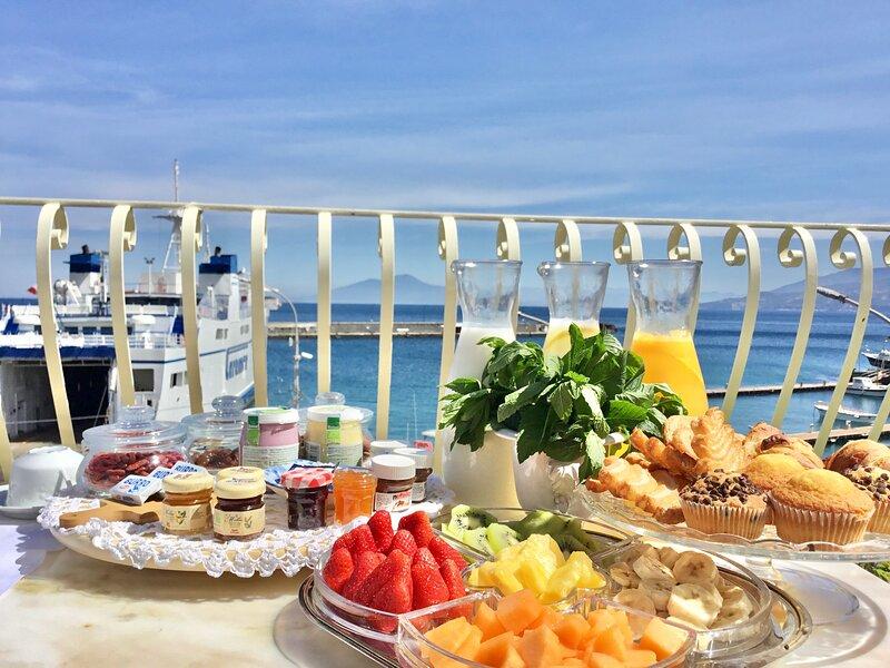 La Baia di Napoli, Ferienwohnung in Capri