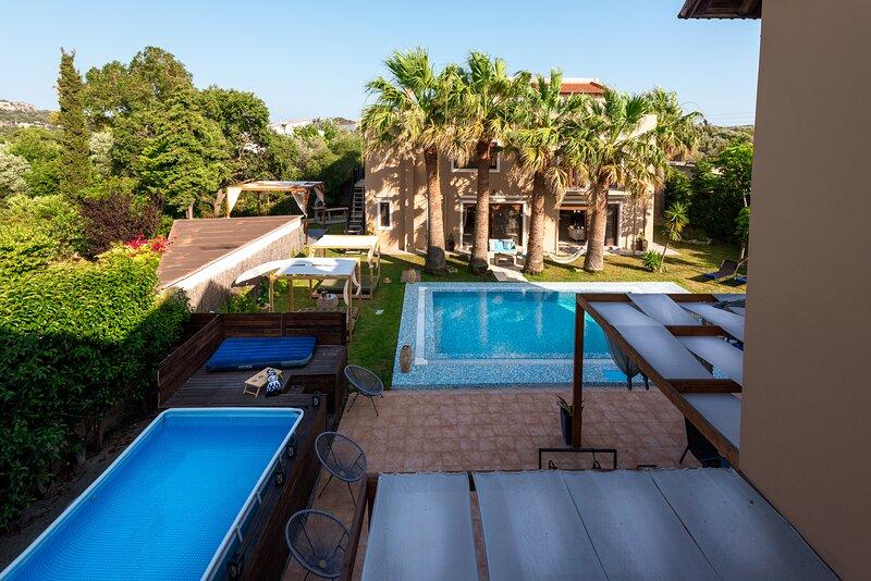 Prestige Residence Rhodes, alquiler de vacaciones en Pastida