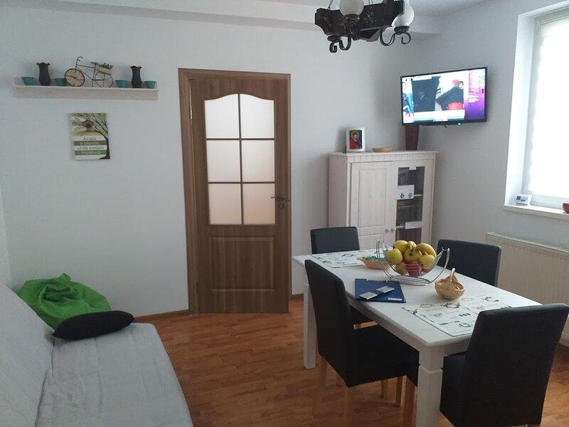 Sibiu Home 1, holiday rental in Porumbacu de Sus