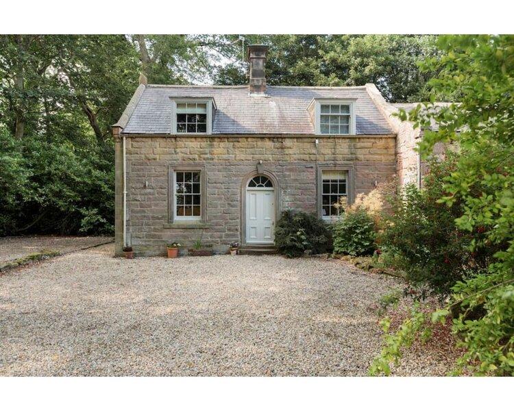 Stable Cottage, casa vacanza a Eglingham