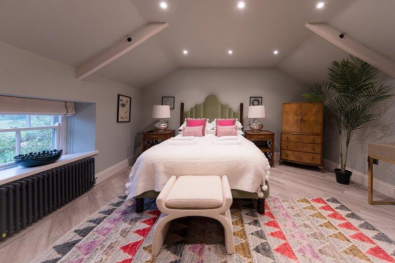 Farm Cottage Superior King Room, casa vacanza a Eglingham