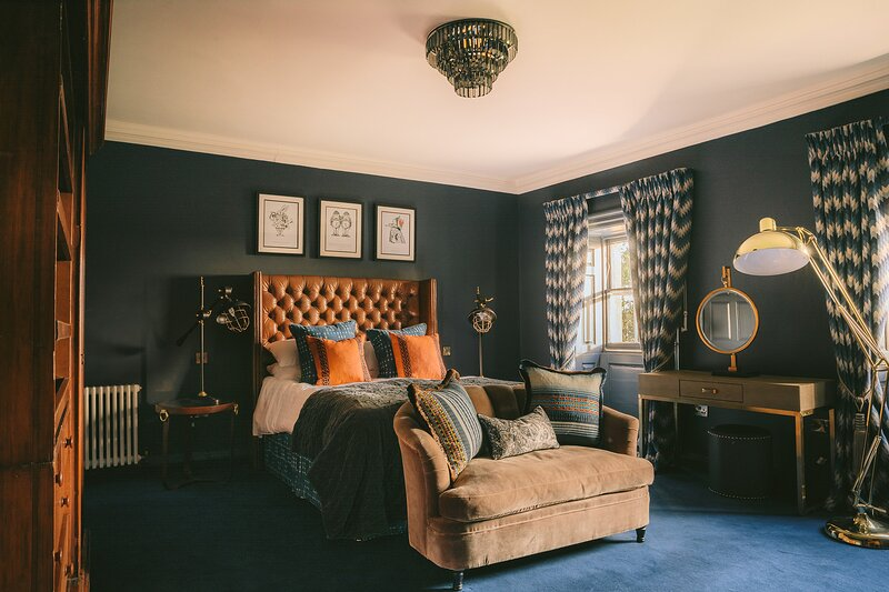 Charlton Hall Junior Suite, casa vacanza a Eglingham
