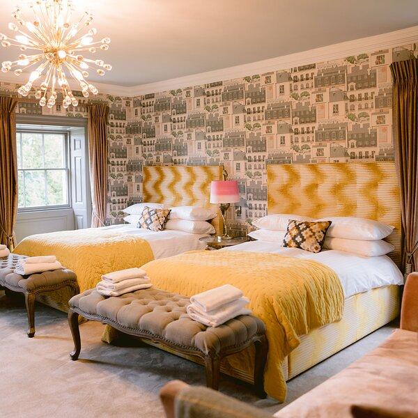 Charlton Hall Family Junior Suite, casa vacanza a Eglingham