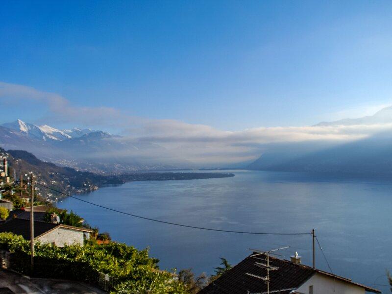 Casa Tana dei Leoni, casa vacanza a Ronco sopra Ascona