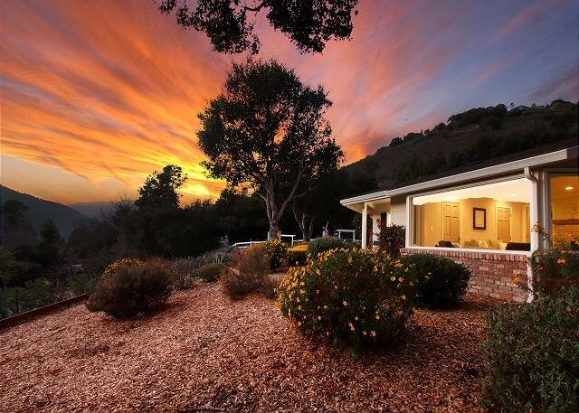 'The Lodge' A Wine Country Paradise | Mountain-View Estate, alquiler de vacaciones en Carmel Valley