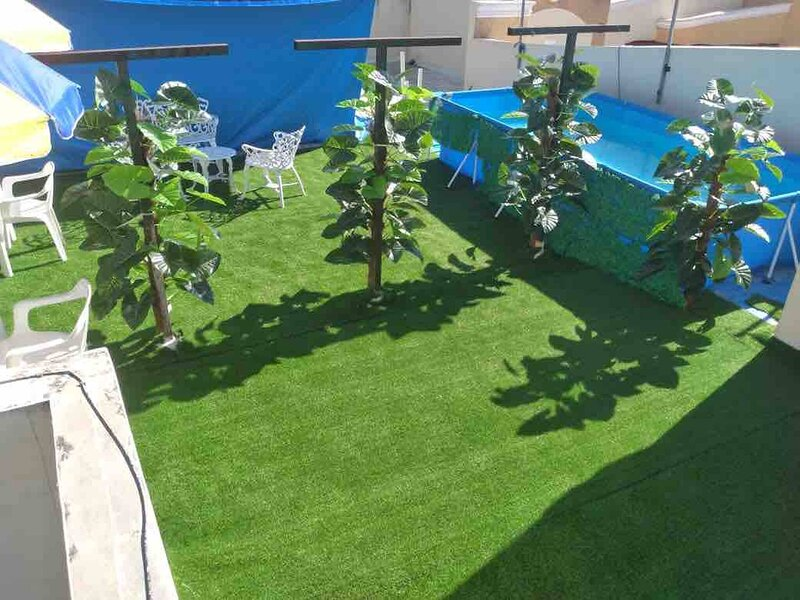 2dr Lovely Pool Newmoderm Huge Apt To Enjoy, holiday rental in Peravia Province