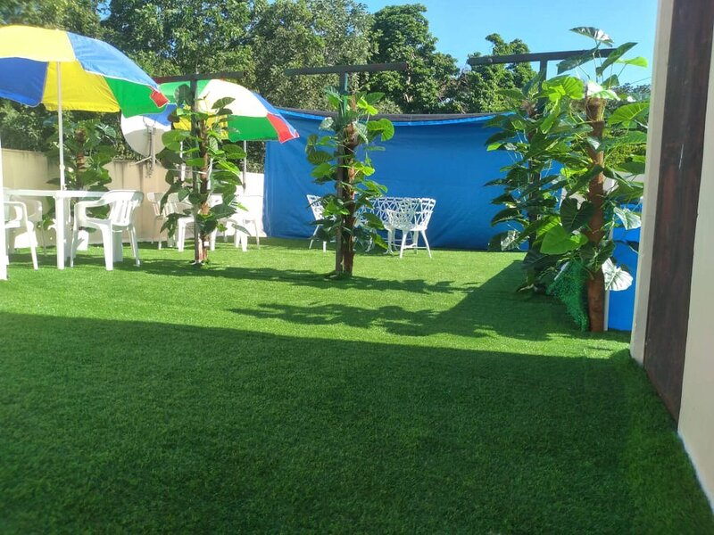4dr Cute New Huge Modern3 Bedr Pool Good Transp, holiday rental in Peravia Province