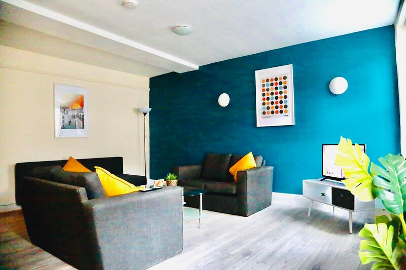 Mosley Street Apartment, Newcastle, vacation rental in Newcastle upon Tyne