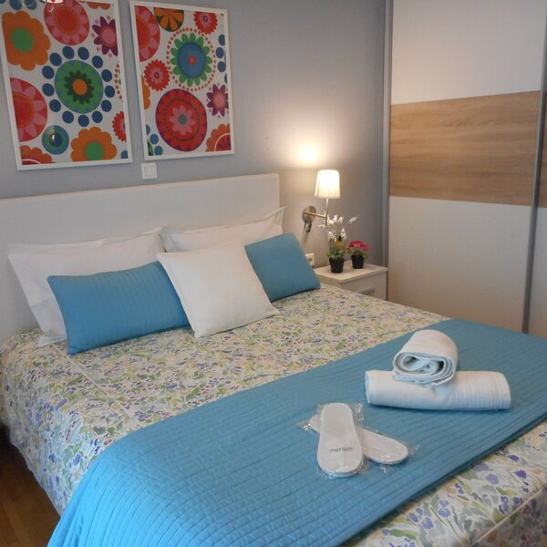 1 Bedroom Superior apartment - max occupancy 3, holiday rental in Athens