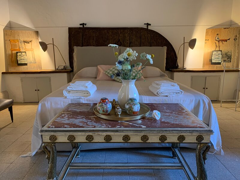 Casette nel borgo medievale di Fosaanova . Oasi di pace, arte e bellezza ., holiday rental in Ceccano
