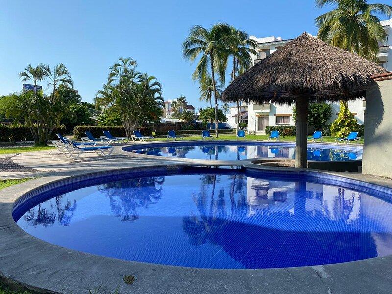 'Depa del Mar' Hermoso Departamento Entero en Manzanillo, alquiler de vacaciones en Manzanillo