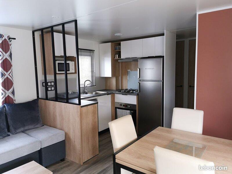 En val de Loire, Mobil homes de proprietaires selectionnes pour vous heberger, location de vacances à Seillac
