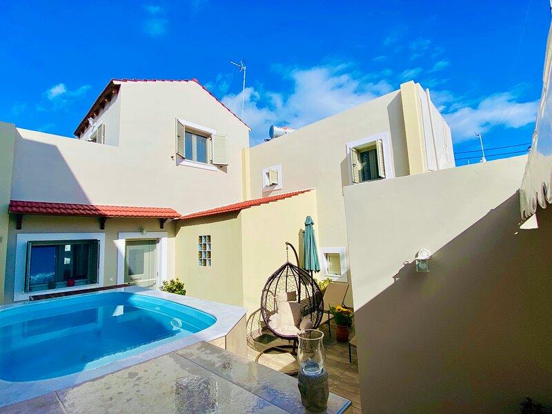 Casa di Famiglia Rhodes, holiday rental in Koskinou