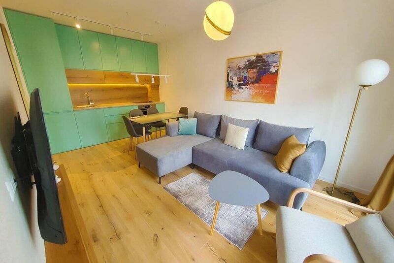 Luxury Green Apartment, location de vacances à Pristina