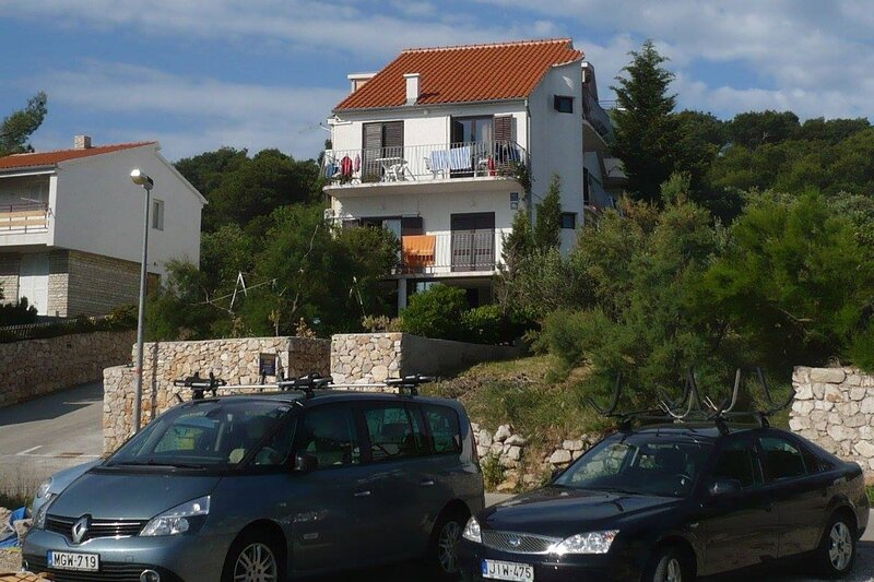 Marija - 20 m from beach :  SA5(2+1) - Betina, vacation rental in Betina