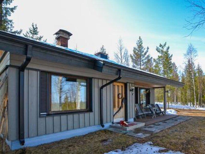 Mustalampi 5 satakieli, holiday rental in Rukajarvi