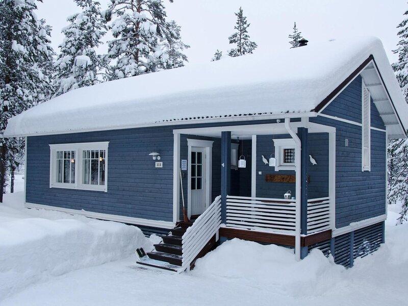 Siula, vacation rental in Särkijärvi