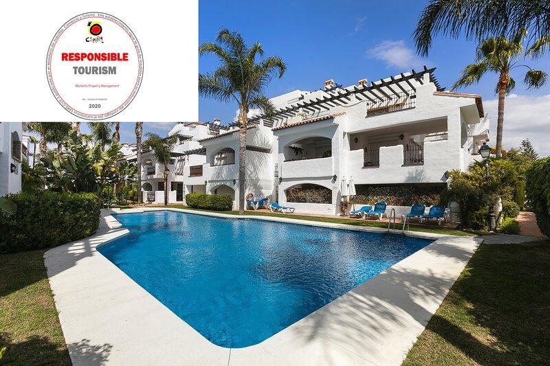 La Goleta, 2 bedroom apartment, alquiler vacacional en San Pedro de Alcántara