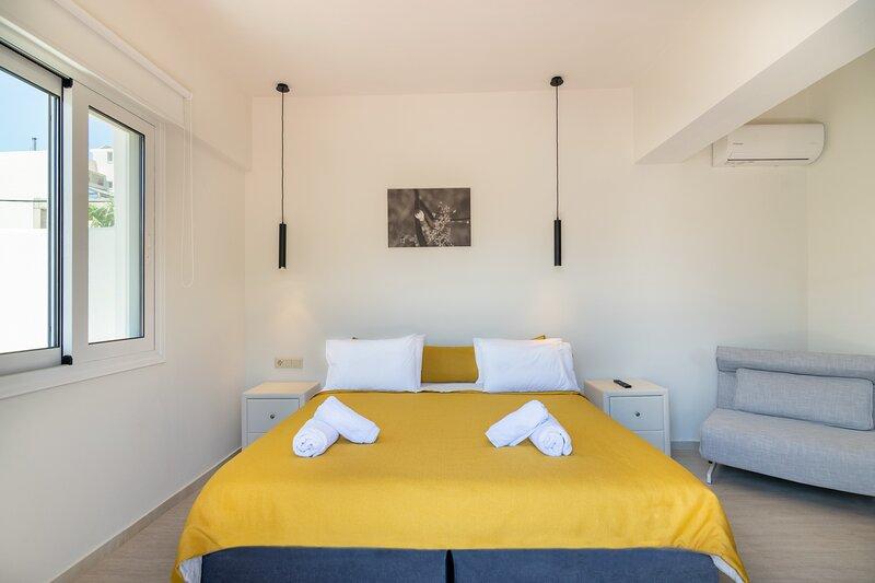 Cozy studio near the beach & amenities, Plakias 2, holiday rental in Mirthios