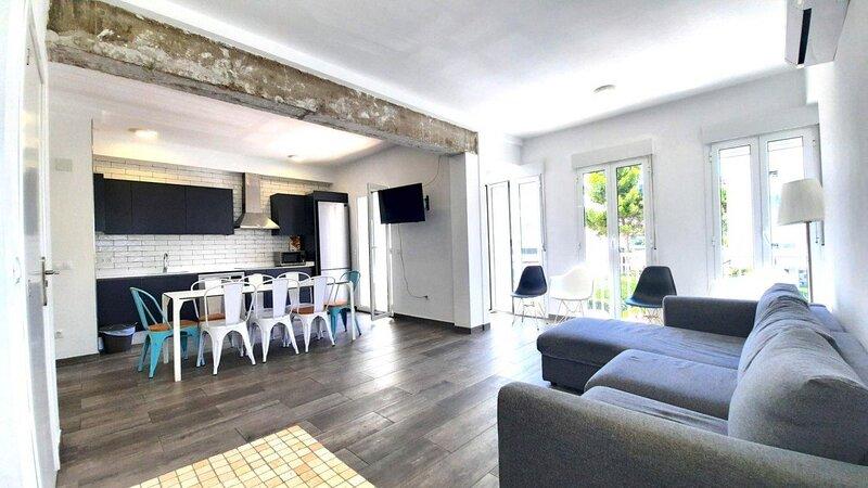 D7 / Ducal F5 1D, holiday rental in Grau i Platja
