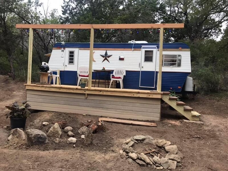 The Blue Moon, holiday rental in Marble Falls