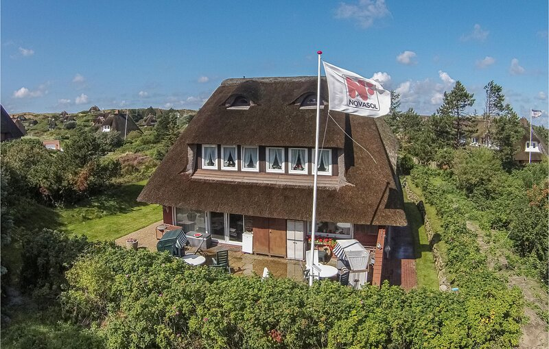Nice apartment in List auf Sylt with WiFi and 1 Bedrooms (DST110), location de vacances à List
