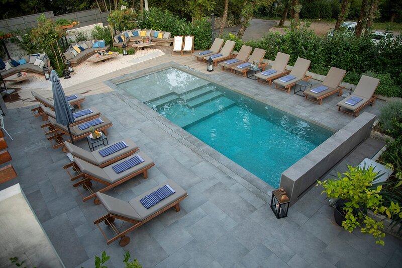 Beautiful Villa Opatija Hills Ika, with a Pool, holiday rental in Ika
