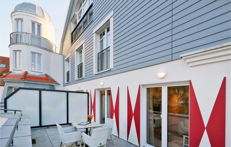 Nice apartment in Ostseebad Boltenhagen with Sauna, WiFi and 1 Bedrooms (DMK845), holiday rental in Tarnewitz