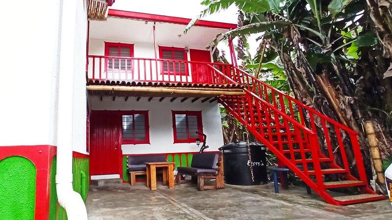Villa Guacamayo ¨colibri¨, casa vacanza a Circasia