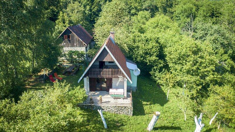 Rural house Tomljenovic, holiday rental in Gospic