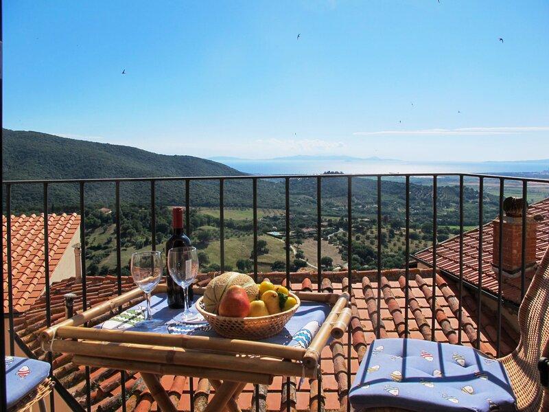Affresco, holiday rental in Bagno di Gavorrano