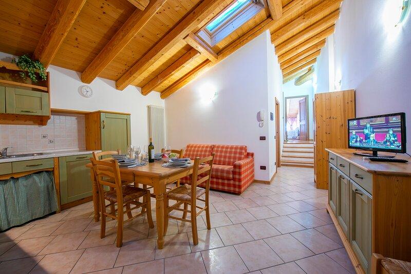 Agritur Piazera 3, alquiler de vacaciones en Rovereto