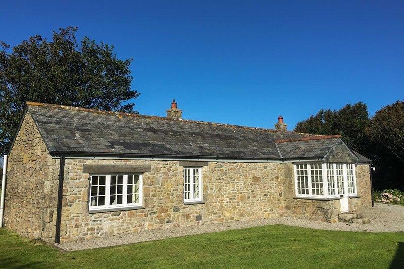 Stone Farm Cottage, casa vacanza a Pendeen