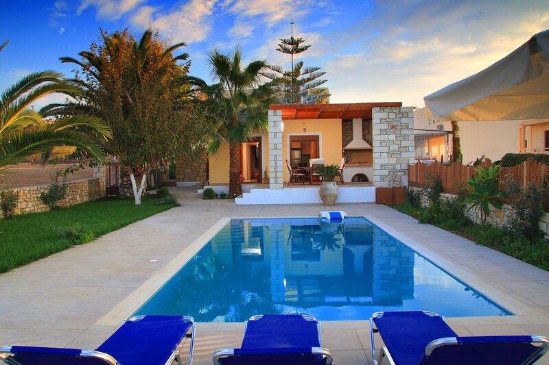 Villa Mathios, holiday rental in Sfakaki
