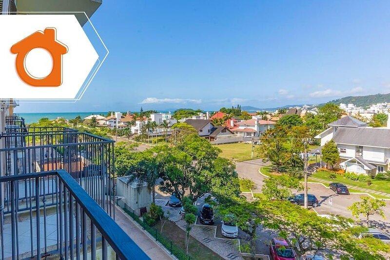 Studio sensacional em Resort Jurerê ILC2303, alquiler vacacional en Governador Celso Ramos