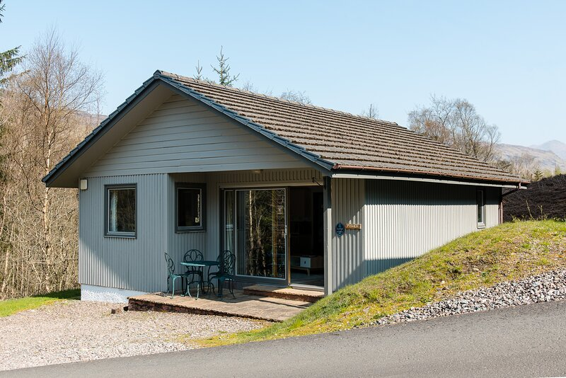 Fisher chalet, holiday rental in Tyndrum