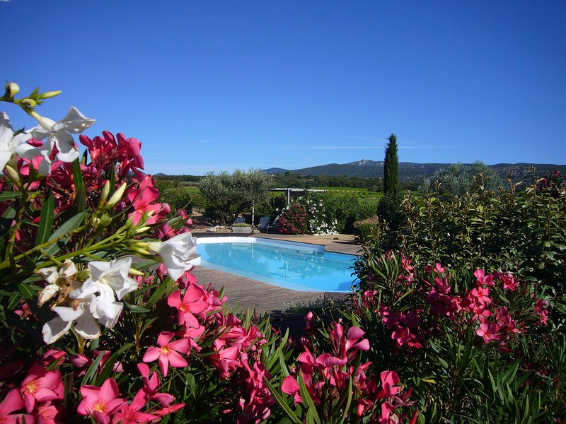 Domaine des Condamines - Gîte Amellau (4 épis), holiday rental in Aniane