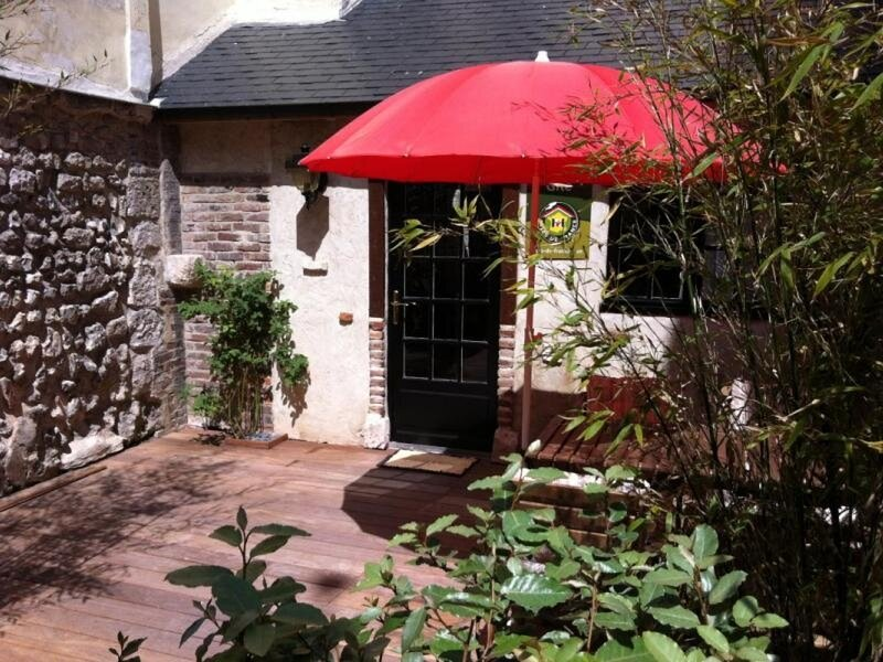 Le Saint Michel, holiday rental in Jumieges