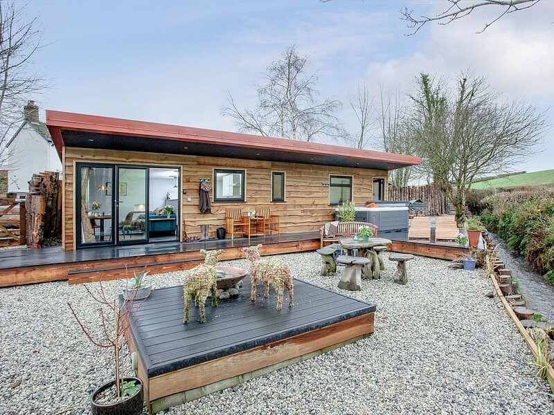 Stargazing Retreat - UK32423, casa vacanza a Petrockstowe